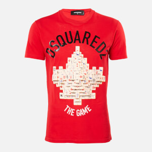 Dsquared2 Men's Arch Logo T-Shirt - Red