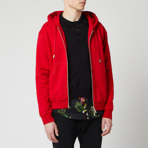 Dsquared2 Men's Cool Fit Hood Logo Icon Hoody - Red