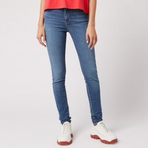 Levi's Women's 721 High Rise Skinny Jeans - Los Angeles Sun