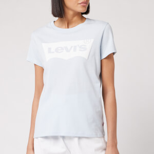 Levi's Women's The Perfect T-Shirt - BW T2 Baby Blue