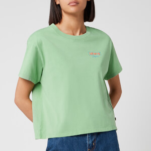 Levi's Women's Graphic Varsity T-Shirt - Absi