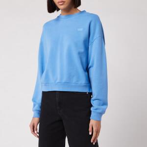 Levi's Women's Diana Crew Neck Sweatshirt - Marina