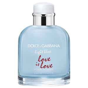 Dolce & Gabbana Light Blue Pour Homme Love Is Love Eau de Toilette 75ml
