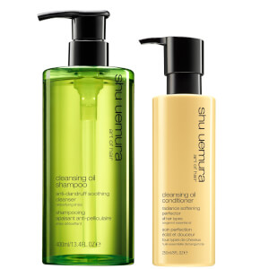 Shu Uemura Art of Hair Cleansing Oil Shampoo and Conditioner Duo - Anti-Dandruff