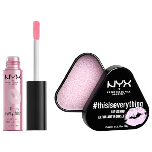 NYX Professional Makeup Vegan Hydrating Lip Treats Duo - Exclusive