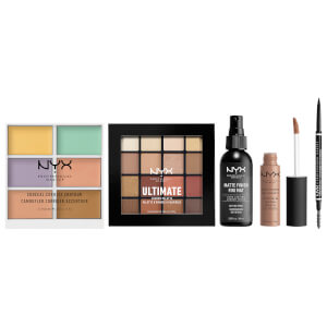 NYX Professional Makeup New Year Bestsellers Set - Exclusive