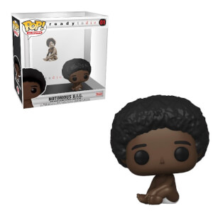 Pop! Rocks Notorious B.I.G. with Case Pop! Vinyl Figure