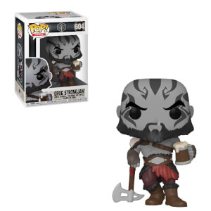 Critical Role: Vox Machina Grog Strongjaw Funko Pop! Vinyl Figure