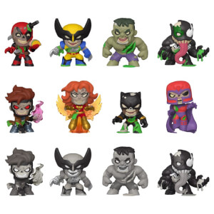 Figura Funko Mystery Mini Marvel Zombies (x1)
