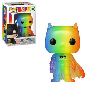 Figurine Pop! Batman Arc-En-Ciel Pride 2020 - DC Comics