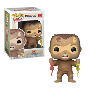 Stripes Ox Mud-Wrestling Funko Pop! Vinyl