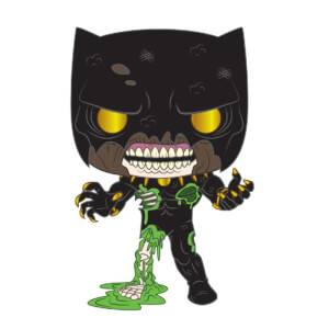 Marvel - Black Panther Zombie Figura Funko Pop! Vinyl