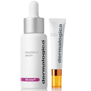 Dermalogica Biolumin-C Face and Eye Serum Duo