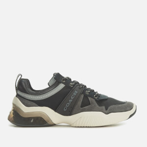 Coach Men's Tech Runner Trainers - Black