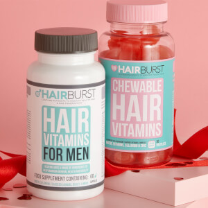 Hairburst His & Hers Hair Vitamin Bundle (Worth £49.98)