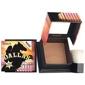 benefit Dallas Rosy Bronze Powder Blush