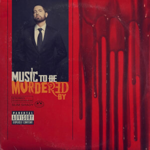 Eminem - Music To Be Murdered By LP