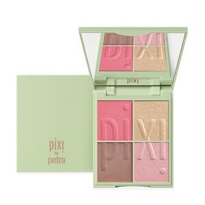 PIXI Nuance Quartette Blush Quad - Sugar Blossom