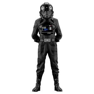 Kotobukiya Star Wars Episode IV ARTFX+ Statue 1/10 Tie Fighter Pilot 18 cm