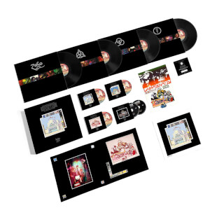 Led Zeppelin - The Songs Remains The Same (Super Deluxe Edition) Vinyl Box Set