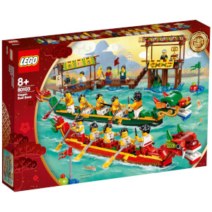 LEGO Chinese Festivals: Dragon Boat Race (80103)