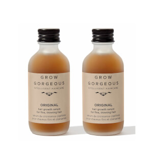 Grow Gorgeous Siero Original Crescita Capelli 2 X 60ml