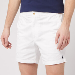 Polo Ralph Lauren Men's Classic Fit Prepster Shorts - White