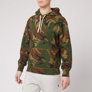 Polo Ralph Lauren Men's Camo Hoodie - British Elmwood Camo