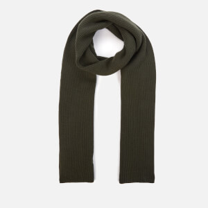Polo Ralph Lauren Men's Merino Wool Scarf - Green