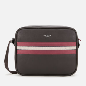 Ted Baker Men's Calamar Webbing Despatch Bag - Xchocolate