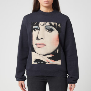 Coach 1941 Women's Barbra Streisand Sweatshirt - Dark Grey