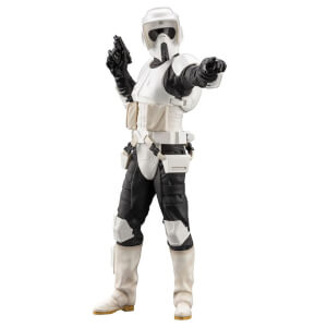 Kotobukiya Star Wars Episode VI ARTFX+ Statue 1/10 Scout Trooper 18 cm