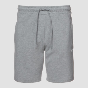 MP Herren Form Sweatshorts - Grey Marl