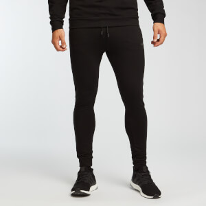 MP Form Slim Fit Joggers för män – Svart