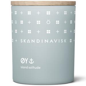SKANDINAVISK Scented Mini Candle - Øy
