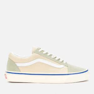 Vans Anaheim Old Skool 36 DX Trainers - OG Cream/OG Platinum