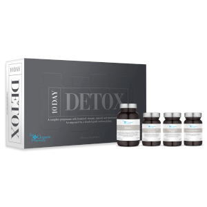The Organic Pharmacy 10 Day Detox Kit (Worth $181.00)