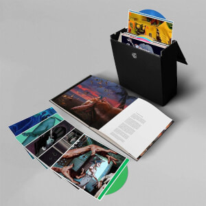Gorillaz - Humanz (Super Deluxe Lp Box Set)