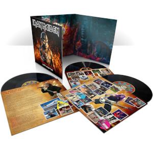 Iron Maiden - The Book Of Souls: Live Chapter 3LP
