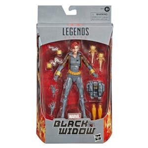 Hasbro Marvel Legends Deluxe Black Widow: Movie Figure - Walmart Exclusive
