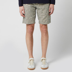 Oliver Spencer Men's Judo Shorts - Navy