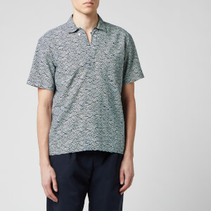 Oliver Spencer Men's Yarmouth Shirt - Navy