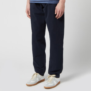 Oliver Spencer Men's Pleat Trousers - Navy