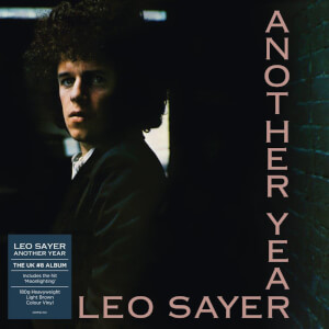 Leo Sayer - Another Year Light Brown LP