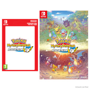 Pokémon Mystery Dungeon: Rescue Team DX - Digital Download