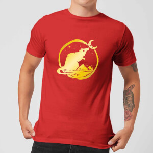 Sea of Thieves Year of the Rat T-Shirt - Red