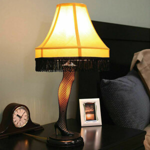"NECA Christmas Story - 20"" Lamp - Desk Leg"