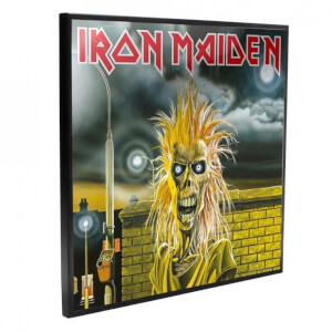 Iron Maiden - Iron Maiden Crystal Clear Pictures Wall Art