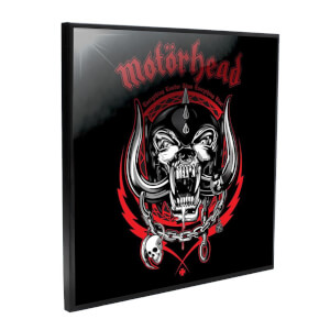 Motorhead - Everything Louder Crystal Clear Pictures Wall Art