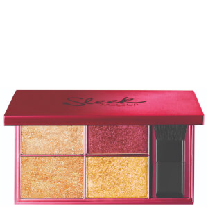 Sleek MakeUP Highlighting Palette Fire It Up